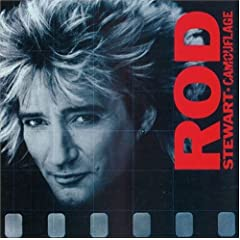 Rod Stewart Camouflage lyrics