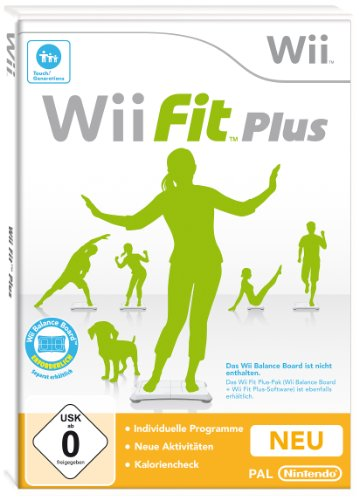 Nintendo Wii Fit Plus (solo)