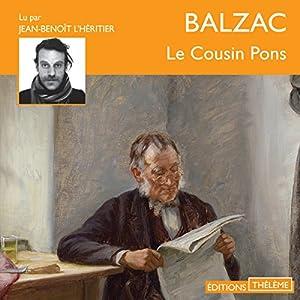 Le cousin Pons | Livre audio