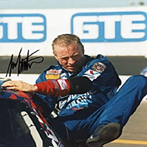 Mark Martin Autographed Signed Racing 8x10 Photo by Memorabilia