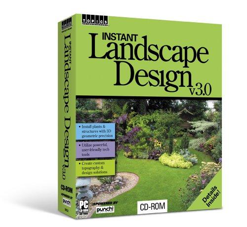Instant Landscape Design 3.0 front-861357