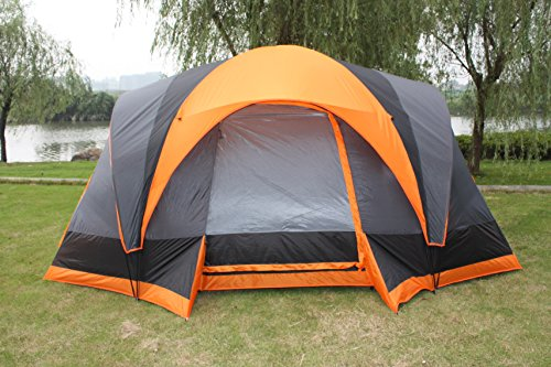 Elite Waterproof Double layer Outdoor 8 Person