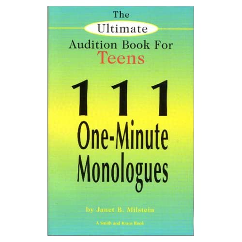 2 minute monologues from plays for females