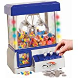 The Claw Candy Toy Grabber Machine w/ LED Lights
