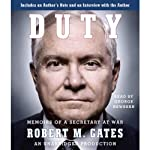 Duty: Memoirs of a Secretary at War | Robert M. Gates