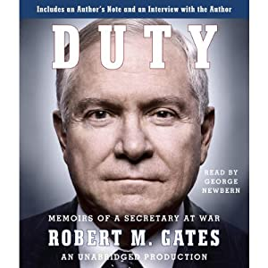 Duty: Memoirs of a Secretary at War | [Robert M. Gates]