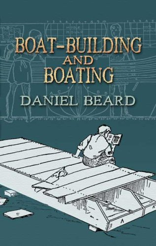Image for Boat-Building and Boating (Dover Maritime Books)
