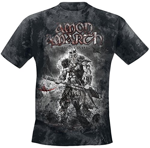 Amon Amarth Jomsviking T-Shirt carbone M