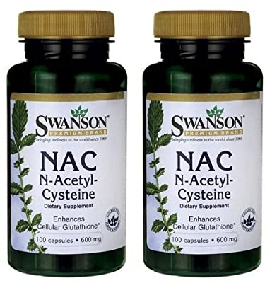 N-Acetyl Cysteine 600 mg