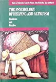 img - for The Social Psychology of Helping And Altruism book / textbook / text book
