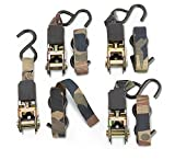 4-Pk. of Guide Gear Tree Stand Ratchet Straps