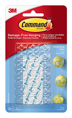 command-clips-de-decoration-avec-bandes-adhesives-transparentes