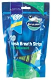 (Good Boy) Fresh Breath Strips with Spearmint for Dogs (20 Strips) [33534]