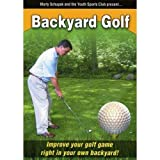 """Backyard Golf (Amazon Instant Video)By Marty Schupak        Buy new: $2.99    Customer Rating:     First tagged """"golf training"""" by Peter Ramos """"Pete Ramos"""""""