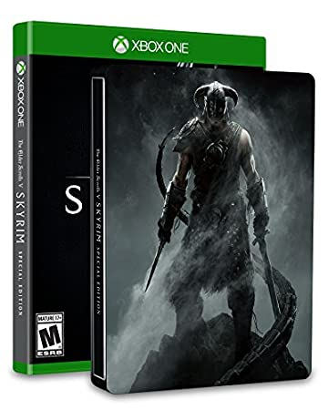 The Elder Scrolls V: Skyrim - SteelBook Edition - Xbox One