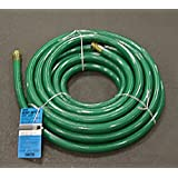 Swan Products SNCCC01050 Country Club Heavy Duty Water Hose with Crush Proof Couplings 50' x 1