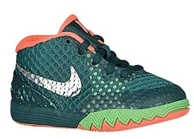 "Nike Kyrie 1 ""FLYTRAP"" Toddler Shoe Menta/Emerald Green/Fuchsia Flash/White"