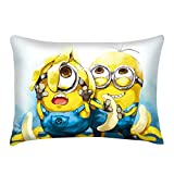 Custom-Despicable-Me-Minion-Home-Decorative-Lovely-Pillow-Cases-16x24-Two-sides