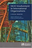 img - for NGO Involvement in International Organizations: A Legal Analysis book / textbook / text book