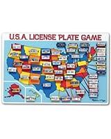 Melissa & Doug - License Plate Game
