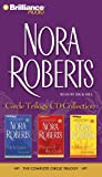 Nora Roberts Nora Roberts Circle Trilogy CD Collection: Morrigan's Cross, Dance of the Gods, Valley of Silence