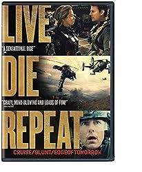 Live Die Repeat: Edge of Tomorrow (DVD+UltraViolet)