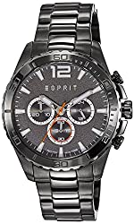 Esprit Es Aiden Analog Grey Dial Mens Watch - ES108351001