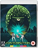 Contamination [Dual Format Blu-ray + DVD] [Region A & B]