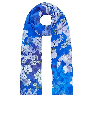 accessorize-foulard-en-soie-classique-motif-orchidees-femme-taille-unique