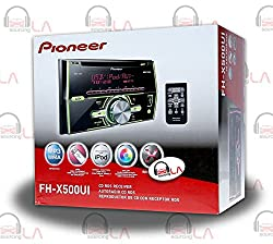 See Portable, PIONEER FHX500UI Double-Din CD Player with Mixtrax and iPod Compatibility Consumer Electronic Gadget Shop Details