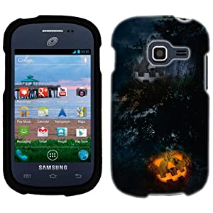Samsung Galaxy Centura Scary Grave Yard on Halloween Phone Case Cover