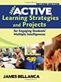 img - for 200+ Active Learning Strategies and Projects for Engaging Students' Multiple Intelligences book / textbook / text book