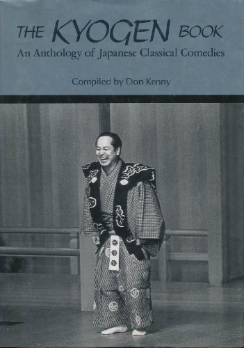 The Kyogen Book: An Anthology of Japanese Classical Comedies