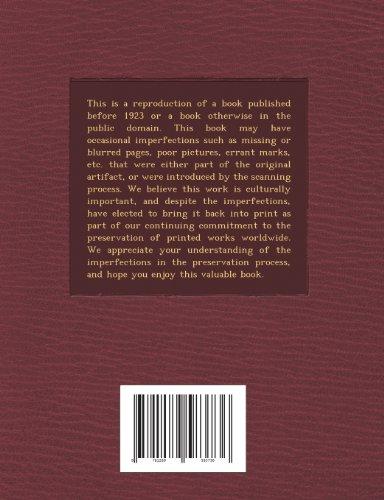 Bibliographie Generale Des Ouvrages Publies Ou Illustres En Suisse Et A L'Etranger de 1475 a 1914 Par Des Ecrivains Et Des Artistes Suisses, Suivi de