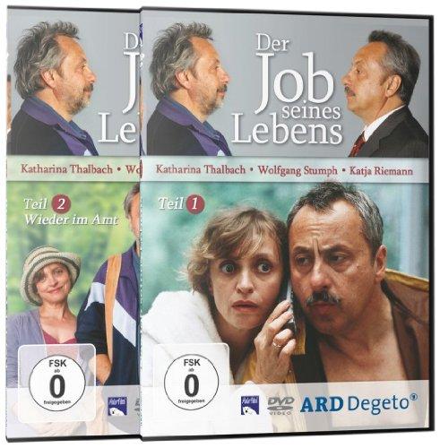 Der Job seines Lebens - Wolfgang Stumph in einer rührenden Doppelrolle (DVD-Package, Teil 1+2)