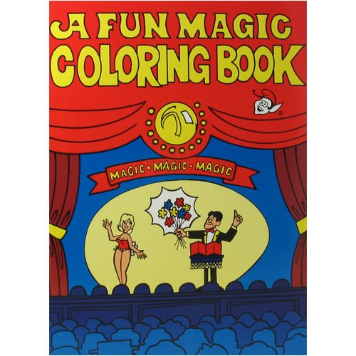 Royal Magic Coloring Book Trick