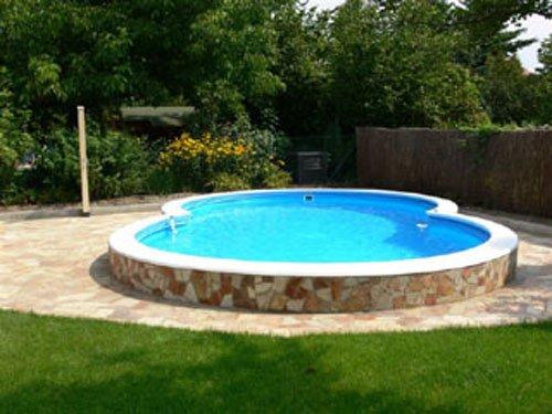 Schwimmteich selber anlegen planung eines naturnahen for Pool blechwand