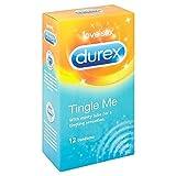 48 x Durex Tingle Me Condoms (4 x Pack Of 12)