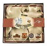 Fox Run Pirates Treasure Cookie Cutter Set
