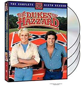 The Dukes of Hazzard: The Complete Sixth Season by Warner Home Video