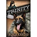 Trinity: Military War Dog (A Breed Apart)