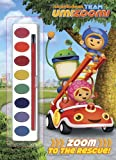 Zoom to the Rescue! (Team Umizoomi) (Paint Box Book)