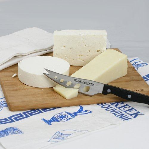 Greek Cheese Board Gift Set (2 pound)