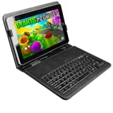 10 Inch USB Keyboard & Leather Case Pouch Cover Holder for 10 Inch Tablet MID Epad Pc by GPCT