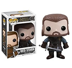 Game of Thrones 10cm Pop Vinyl - Ned Stark