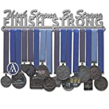Allied Medal Hangers - Think Strong, Be Strong, Finish Strong
