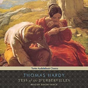 Tess of the d'Urbervilles Audiobook
