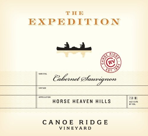 "2013 Canoe Ridge ""The Expedition"" Cabernet Sauvignon, Hhh 750 Ml"