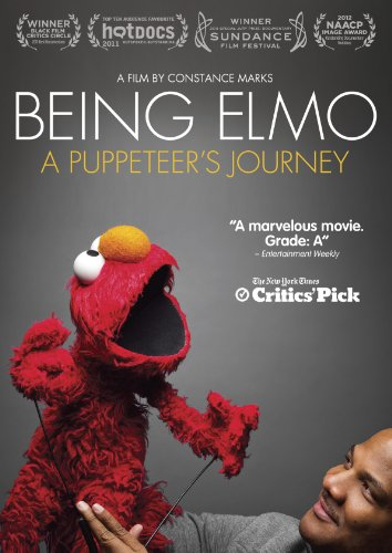 Cover art for  Being Elmo: A Puppeteer&#039;s Journey