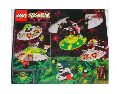 LEGO System U.F.O. 6979 Mutterschiff günstig online kaufen